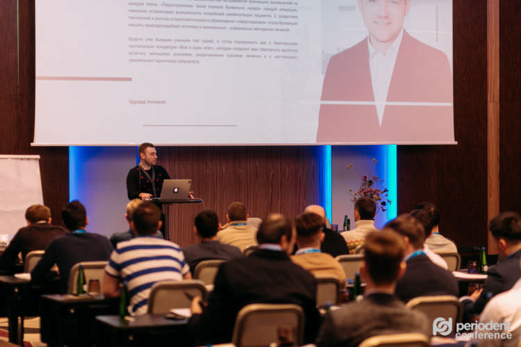 """All in one step"" Oral surgery and implantology course Dr. Eduard Anchakov"